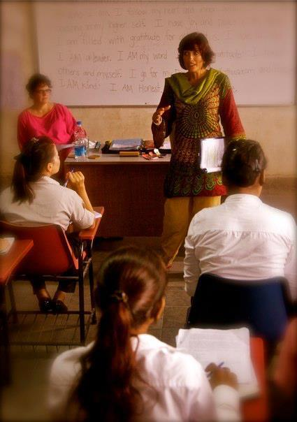 Teaching at NIILM